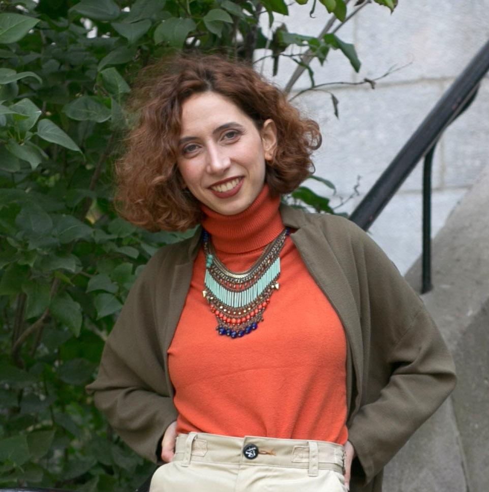 Marina Najjar, MA