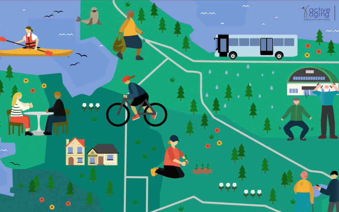 Can City Design Influence our Health and Well-being?